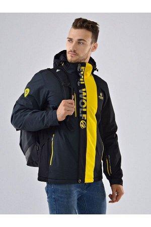 Мужская куртка Evil Wolf 9905 (SINT) Черный