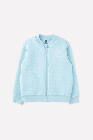 Куртка для девочки Crockid КР 301573 голубой к311