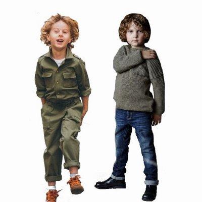 Твой гардероб с быстрой доставкой! И большим и маленьким — Одежда для мальчиков