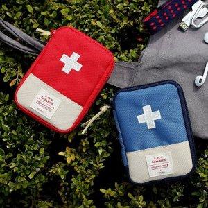 Органайзер-аптечка первой помощи