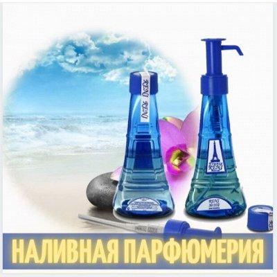 Наливная парфюмерия 2021