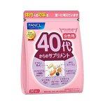 Витаминный комплекс Fancl для женщин 40