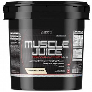 Гейнер Ultimate Nutrition Muscle Juce Revolution - 5034гр.