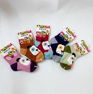 Носки детские, махровые (1-3 года)