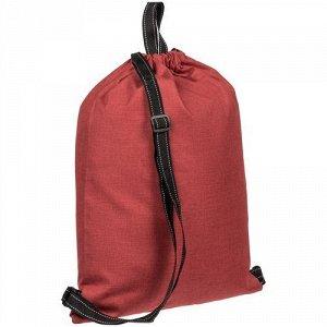Рюкзак-мешок Melango, красный