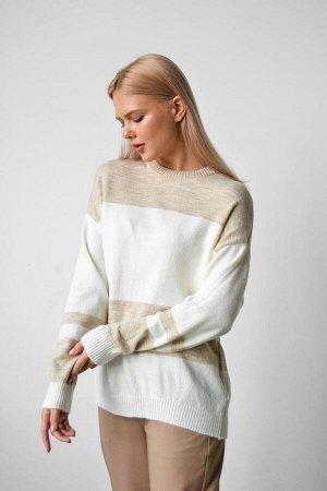 Джемпер Трикотажные джемпера и туники - незаменимые составляющие женского гардероба, они используются при составлении повседневного, делового и романтического образа. При выборе фасона трикотажа стоит