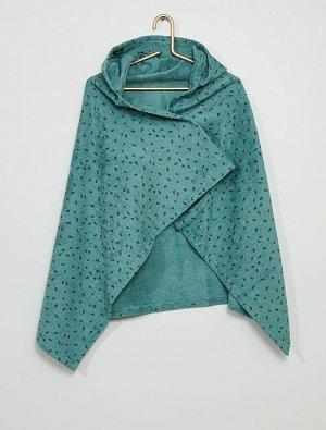 Полотенце-накидка 'единорог'