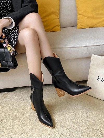 Шикарным Plus-size! Осенняя одежда, обувь, много интересного — Сапоги