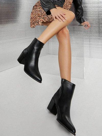 Шикарным Plus-size! Осенняя одежда, обувь, много интересного — Сапоги новинки