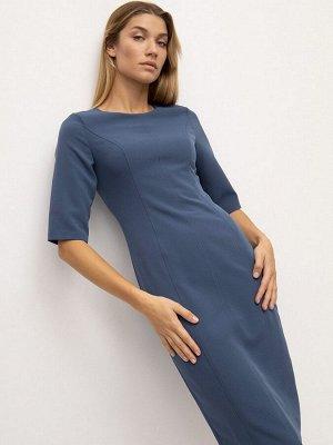 Платье приталенного кроя PL1198/world