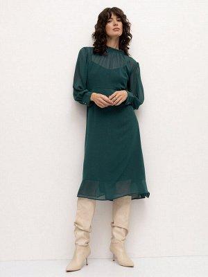 Платье а-силуэта PL1168/meryl