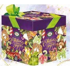 Новогодние подарки от Приморского Кондитера — Новогодние конфеты
