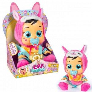 Кукла IMC Toys Cry Babies Плачущий младенец Lena, 31 см1812