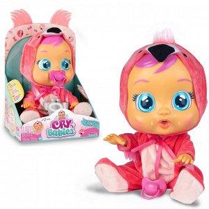 Кукла IMC Toys Cry Babies Плачущий младенец Fancy новая серия, 31 см906