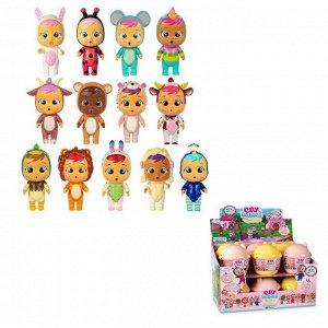 Кукла IMC Toys Cry Babies Magic Tears Плачущий младенец в комплекте с домиком и аксессуарами3600