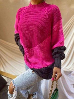 Свитер До безумия мягкий и супер комфортный удлиненный свитер в яркий окрас  размер 42-48 ( единый) Качество отличное Материал Шерсть 70% хлопок 30% Ткань приятная к телу Длина по спинке 85 см Длина р
