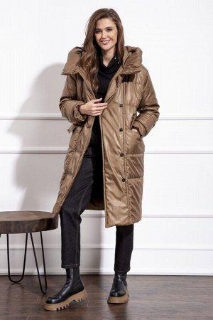 Пальто женское Тоффи