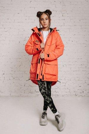 Куртка для девочки мята