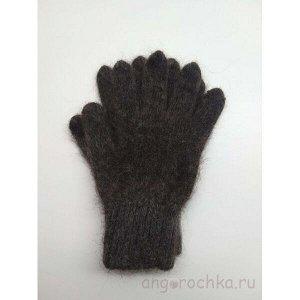 Перчатки женские пуховые - 403.6