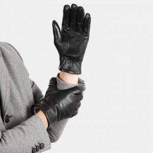Сенсорные мужские перчатки FABRETTI S1.35-1 black