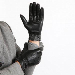 Сенсорные мужские перчатки FABRETTI S1.36-1 black