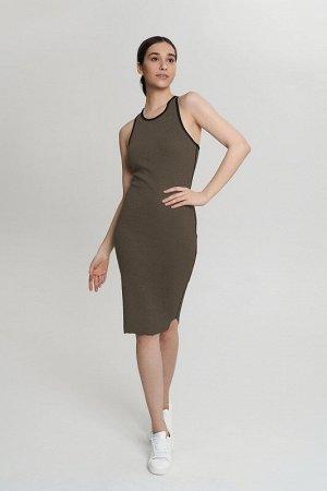 Платье:жен. МОДЕЛЬ 9. Умбра