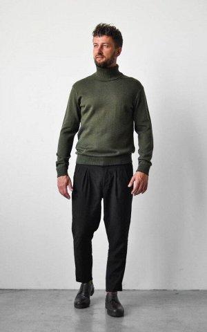 Свитер Трикотажная мужская одежда присутствует в гардеробе любого представителя сильной половины человечества независимо от его вкуса и стиля в одежде - это джемпера, футболки, кардиганы, свитера, жил