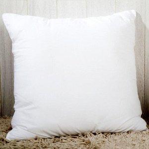 Комплект наволочек 70*70 см (2 шт.), лен 100 %, белый