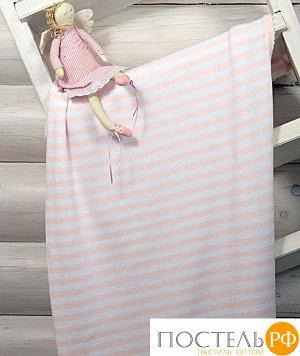 """Плед детский """"LUX 1263"""", р-р:100х150см, цвет: розовый"""