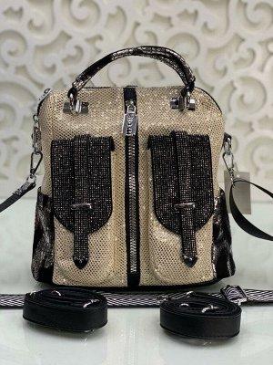 Сумка-рюкзак женская, Артикул: 65163