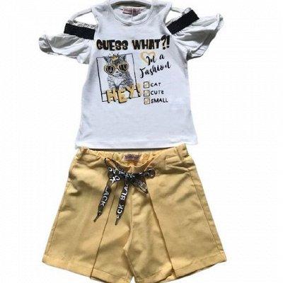 Одежда для детей. Турция, Корея -все в наличии — Летняя одежда для девочек. Новинки