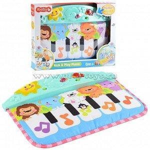 """Детские развивающие коврик """"Пианино"""" в коробке"""