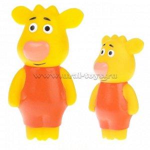 """Игрушка для ванны """"Оранжевая корова. Бо"""""""