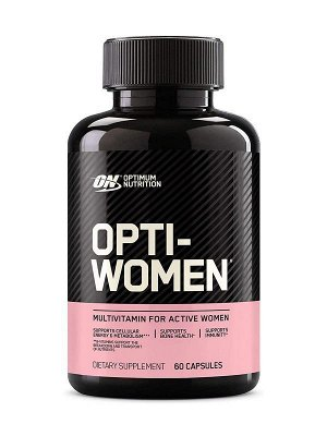 Мультивитамины OPTIMUM NUTRITION Opti-Women - 60 капсул