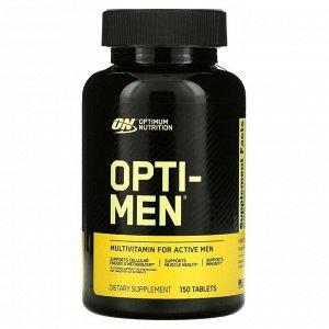 Мультивитамины OPTIMUM NUTRITION Opti-Men - 150 таблеток
