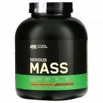 Гейнер OPTIMUM NUTRITION Serious Mass - 2.72 кг