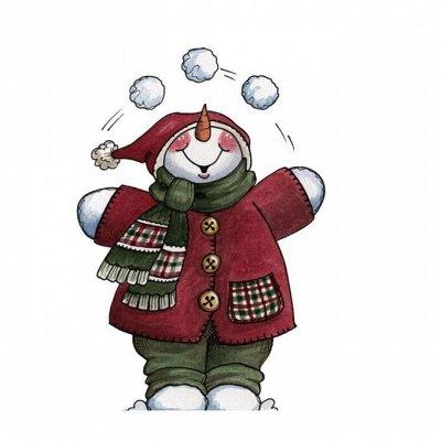 🎄 Новый Год. Готовимся к празднику с выгодой — Игры со снегом