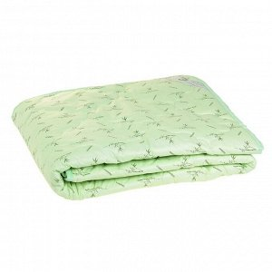 """Одеяло """"Этель"""" Бамбук 140*205 см, тик, 300 гр/м2"""