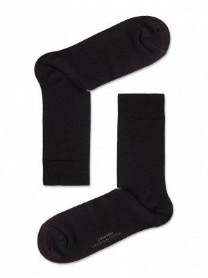 Носки Состав: хлопок 70%, полиамид 28%, эластан 2% Цвет: Черный Год: 2021 Страна: Беларусь Классические носки CLASSIC с двойной анатомической резинкой легкие, дышащие и очень удобные. Благодаря высоко