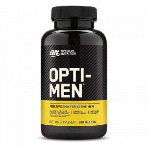 Мультивитамины OPTIMUM NUTRITION Opti-Men - 240 таблеток