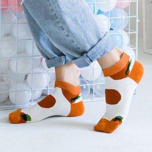 Женские носочки, Апельсин