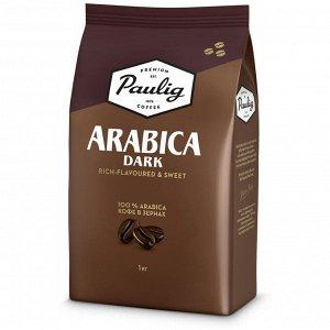 Кофе Паулиг Arabica Dark  зерно 1 кг