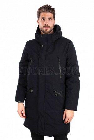 Пуховик мужской длинный/ Куртка мужская зимняя/ зимнее пальто
