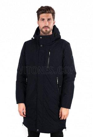 Пуховик мужской длинный/ Куртка мужская зимняя/ Пальто