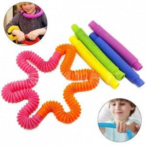 Анти стресс трубочки  Pop Tubes