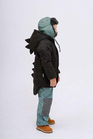 Куртка Дино зима 2021 черный