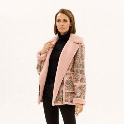 ДЮТО 🧥 Ваше новое пальто! +Куртки, плащи, ветровки — Дубленка иск. - стильное эко-решение! р.44-52