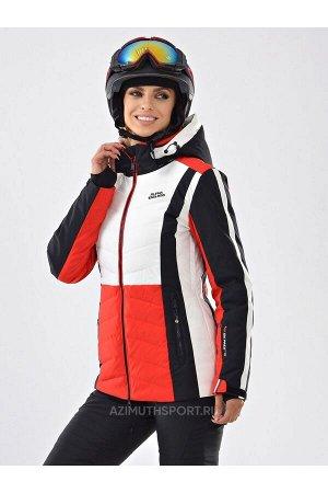 Женская куртка Alpha Endless WP 082-1 Красный