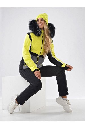 Женская куртка Alpha Endless WP 080-1 Лайм