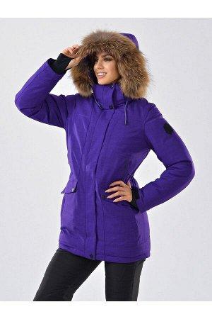 Женская ARCTIC SERIES куртка-парка Azimuth B 20699_108 Фиолетовый